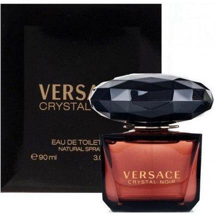 Versace Crystal Noir 90 ml. Туалетная вода - Женский, фото 2