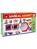 Магнитный конструктор Magical Magnet 40 дет.