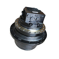 Редуктор, гидромотор поворота на Case WX150 (R4743788)