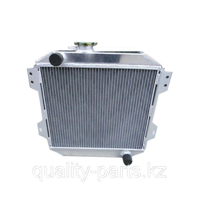 Радиатор, охлаждения, масляный, Case CX240 (4HK, 6BG, 6TAA)