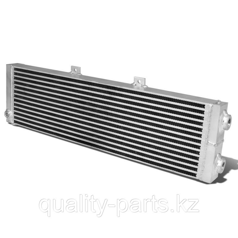 Радиатор на Hitachi ZX200