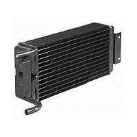 Радиатор водяной, печки на Case WX150 (439TA, 4TA390, 6BG)