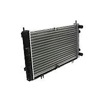 Радиатор водяной, масляный на Case CX210 (4HK, 6BG, 6TAA)