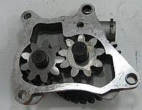 Масляный насос на Hitachi ZX200