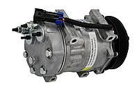Компрессор кондиционера на Hyundai R305LC-7, 11Q6-90040.