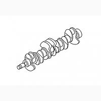 Коленчатый вал (J908031, J929036) на Case WX150