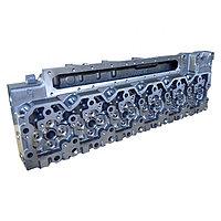 Головка блока цилиндров Isuzu 6WG1 на Hitachi ZX450