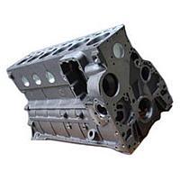Блок цилиндров на Case CX240 (4HK1, 6BG, 6TAA)