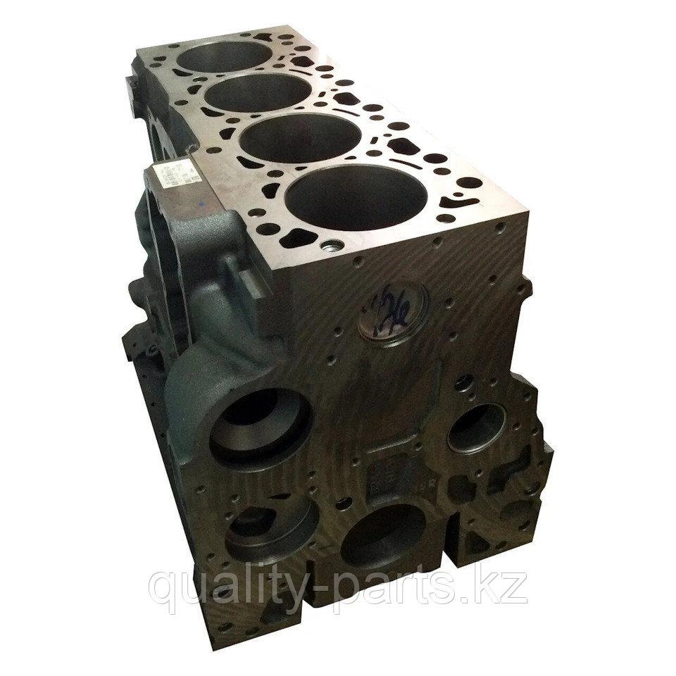 Блок цилиндров двигателя на Case CX210 (4HK, 6BG, 6TAA) Кейс