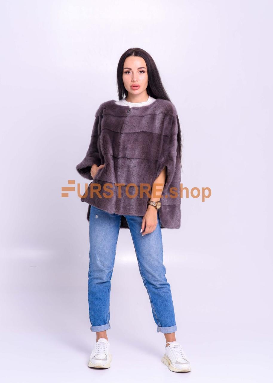 Меховой норковый свитер, премиум качество - фото 1
