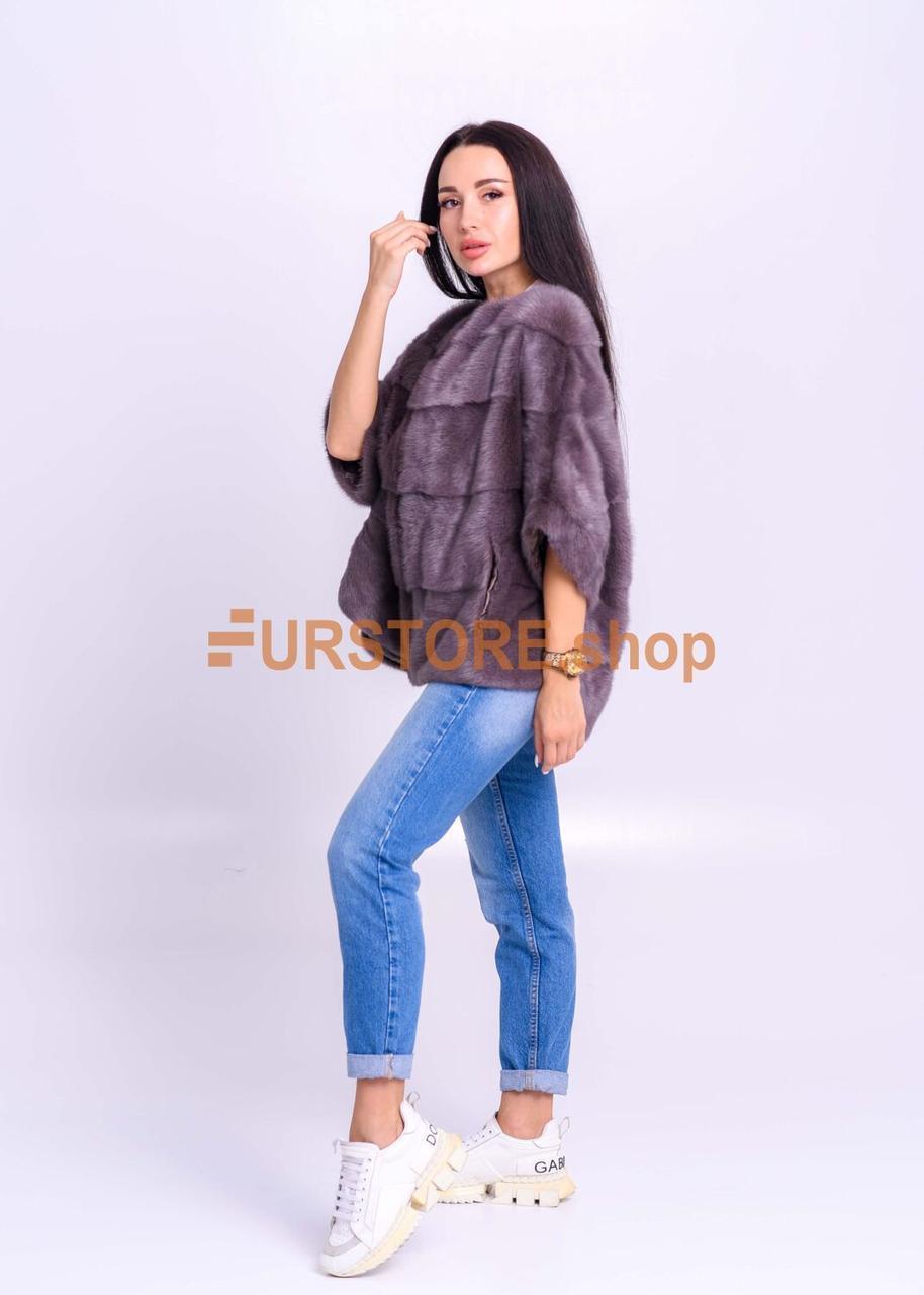 Меховой норковый свитер, премиум качество - фото 5