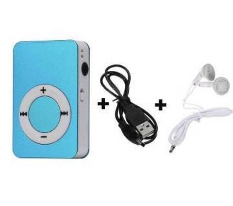 MP3-плеер мини-клип с наушниками myPOD TF/microSD - фото 2