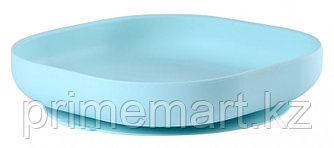 Тарелка Beaba Silicon Suction PlateBlue