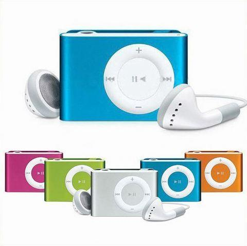 MP3-плеер мини-клип с наушниками myPOD TF/microSD - фото 1