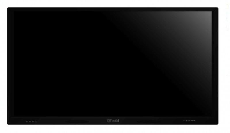 """Интерактивная панель 75"""" IQTouch T-серия + ПК (20 касаний, 3840*2160, UHD4K, i5+8G+128SSD, And6.0)"""