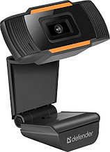 Веб-камера Defender G-lens 2579 HD 720p, 2МП, USB