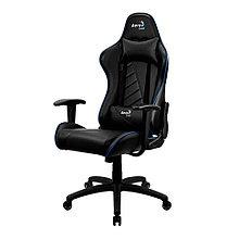 Игровое кресло AEROCOOL AC110BB (Black-blue)