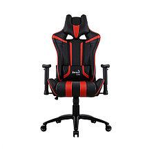 Игровое кресло AEROCOOL AC120BR (Black-red)