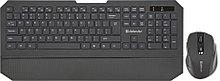 Комплект Клавиатура + Мышь Defender Berkeley C-925 RU,черный