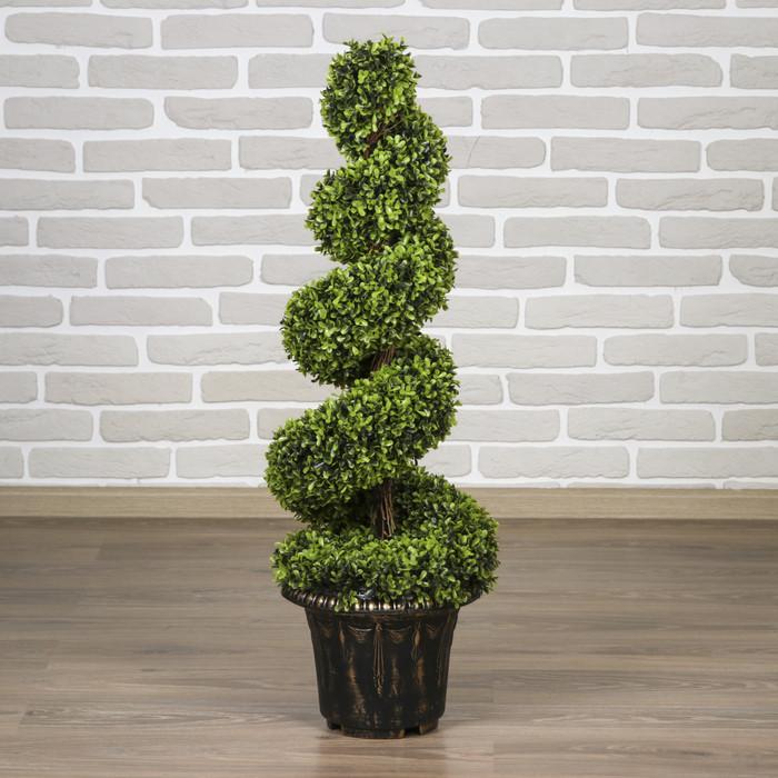 """Дерево искусственное """"Завиток"""" 102 см"""