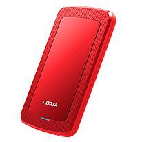 Внешний жесткий диск 2 5 2TB Adata (AHV300-2TU31-CRD )красный