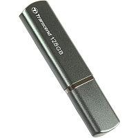 USB Флеш 128GB 3.0 Transcend TS128GJF910 темно-зеленый