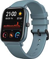 Смарт часы Xiaomi Amazfit GTS синий