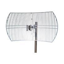 Антенна, TP-Link, TL-ANT2424B, 24 дБи, 2,4 ГГц, разъём N (Мама