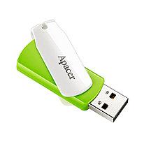 USB-накопитель  Apacer  AH335  AP16GAH335G-1  16GB  USB 2.0  Зеленый