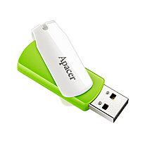 USB-накопитель  Apacer  AH335  AP64GAH335G-1  64GB  USB 2.0  Зеленый