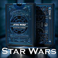 Карты Star Wars Blue (Theory11)