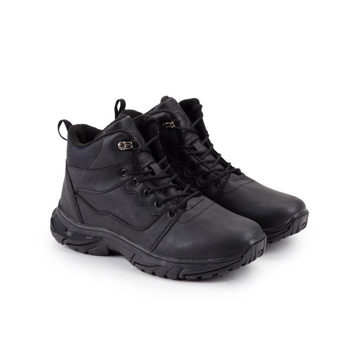 Кроссовки мужские, цвет чёрный, размер 45