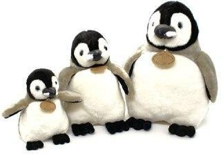 Пингвин меховой 17/23.30 см