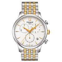 Наручные часы TISSOT T063.617.22.037.00 T-Classic Tradition Quartz Chronograph