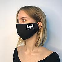 Многоразовые тканевые маски с вашим логотипом