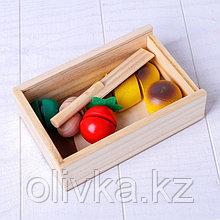 Деревянная игрушка «Вкусный завтрак»