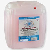 Мыло антибактериальное 5л канистра DOMIX GREEN