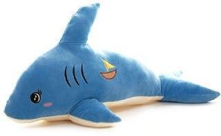 Акула (супер мягкая ) 45 см