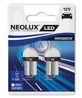 Лампа R5W (0.8W LED Двойной блистер В компл. 2шт цена за комплект)