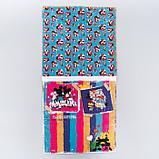 "Набор бумаги для скрапбукинга ""Crazy in love"", Микки и Минни, 12 листов, 29.5 х 29.5 см, 160 г/м², фото 7"