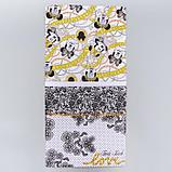 "Набор бумаги для скрапбукинга ""Stylish club"", Минни Маус, 12 листов, 29.5 х 29.5 см, 160 г/м², фото 6"