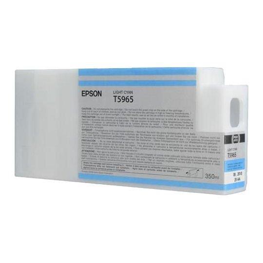Картридж Epson C13T596500 SP 7900 / 9900 светло-голубой