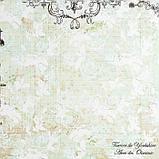 """Набор бумаги для скрапбукинга 24 листа 12 дизайнов """"Ретро серия"""" 30х30 см, фото 10"""