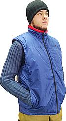 Куртка-Жилетка  синяя для ИТР (есть в сером цвете и черном)