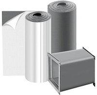 Теплоизоляция для воздуховода k-flex air ad 10x1000