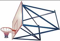 Ферма для щита баск измен высота (305 - 260см)