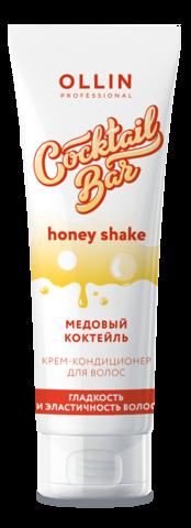 OLLIN крем-кондиционер для волос медовый коктейль