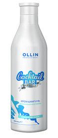 "OLLIN Cocktail BAR Крем-шампунь ""Молочный коктейль"""