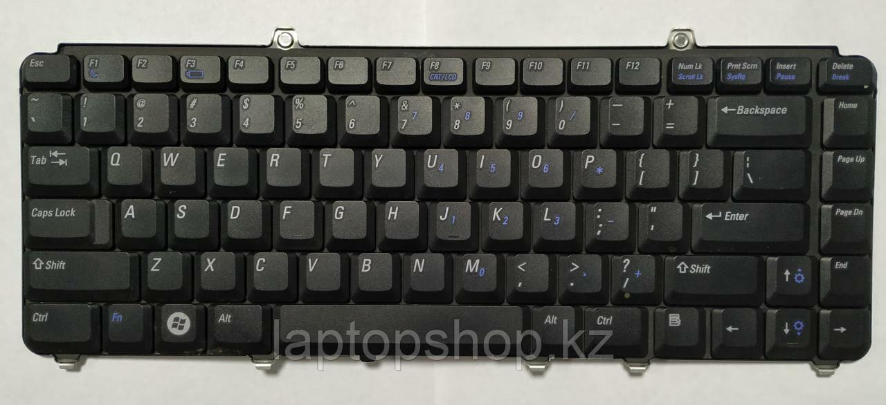 Клавиатура для ноутбука Dell Vostro 1500 black eng