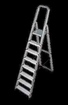 Стремянка алюминиевая Krause 8 ступеней